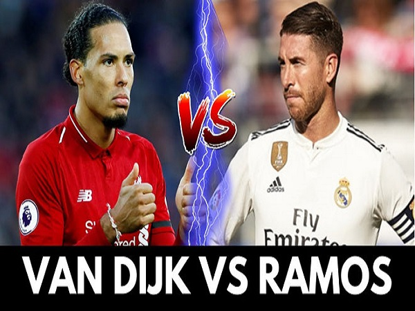 Van Dijk vượt Messi - Ronaldo: Ramos có thấy bất công?