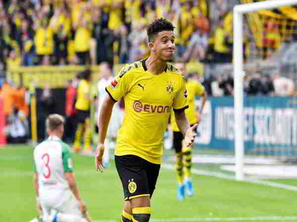Dortmund nâng giá Sancho, MU không thể chiêu mộ Pulisic do Mourinho