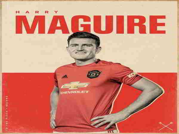 Harry Maguire tuyên bố sẽ mang vinh quang về cho Quỷ đỏ trong ngày ra mắt