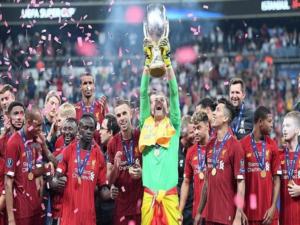 Liverpool đoạt siêu Cup châu Âu nghẹt thở trên chấm luân lưu