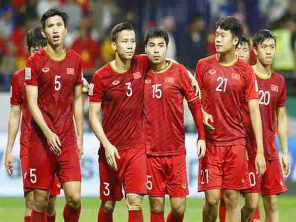 HLV Park Hang Seo làm việc với tuyển Việt Nam chuẩn bị cho trận đối đầu Malaysia
