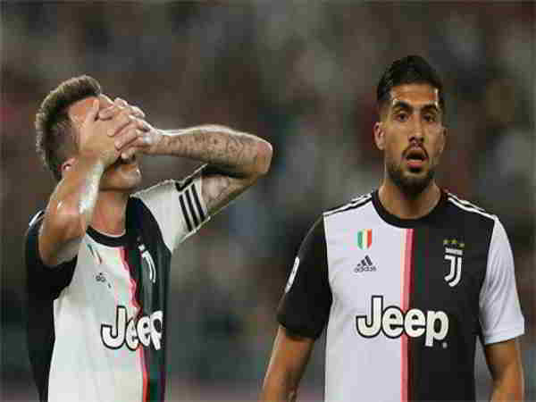 Bóng đá 4/9: Juventus loại Mandzukic và Can khỏi Champions League