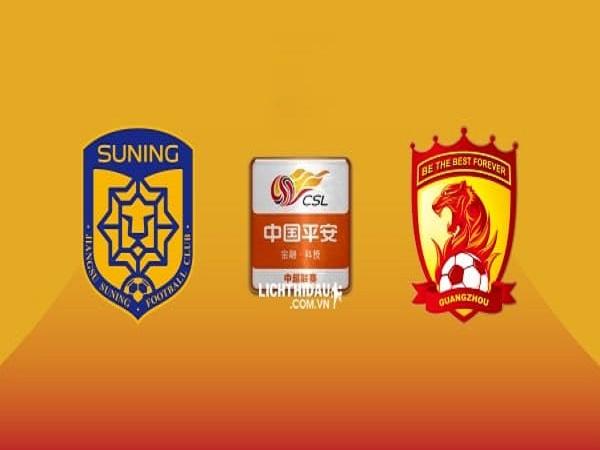 Phân tích kèo Jiangsu Suning vs Guangzhou Evergrande, 18h35 ngày 13/9