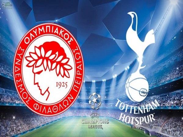 Phân tích kèo Olympiakos vs Tottenham, 23h55 ngày 18/9