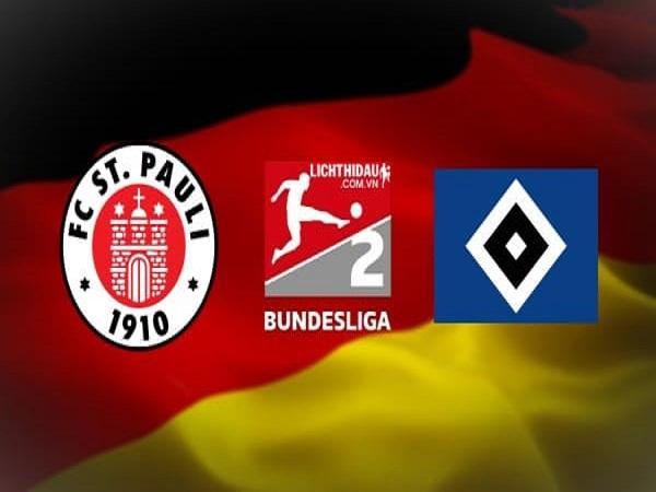 Phân tích kèo St.Pauli vs Hamburg 1h30 ngày 17/9 Hạng 2 Đức