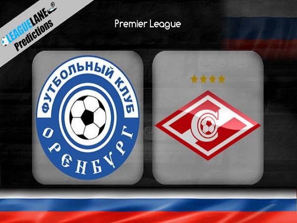 Phân tích kèo Orenburg vs Spartak Moscow, 18h00 ngày 14/03