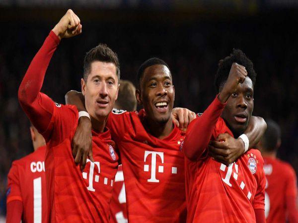 Bayern Munich đại thắng vẫn cho thấy sức mạnh đáng sợ