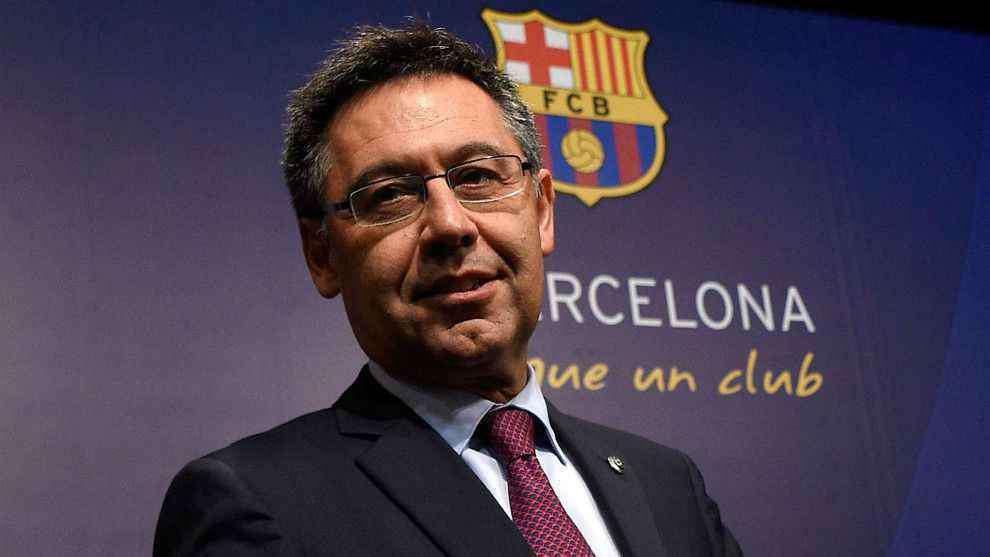 Josep Bartomeu, Chủ tịch CLB Barcelona.