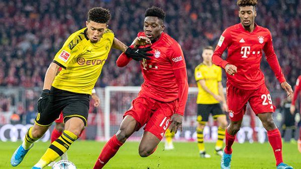 Giải bóng đá Bundesliga sẽ trở lại