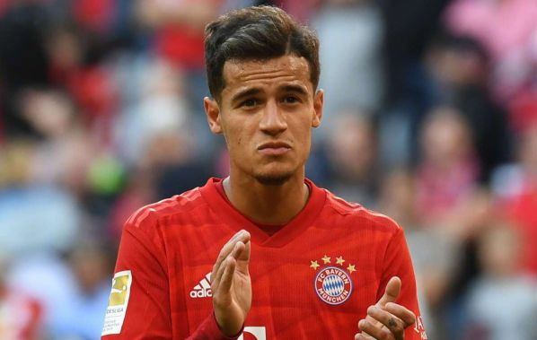 Philippe Coutinho lận đận ở cả Barca đến Bayern