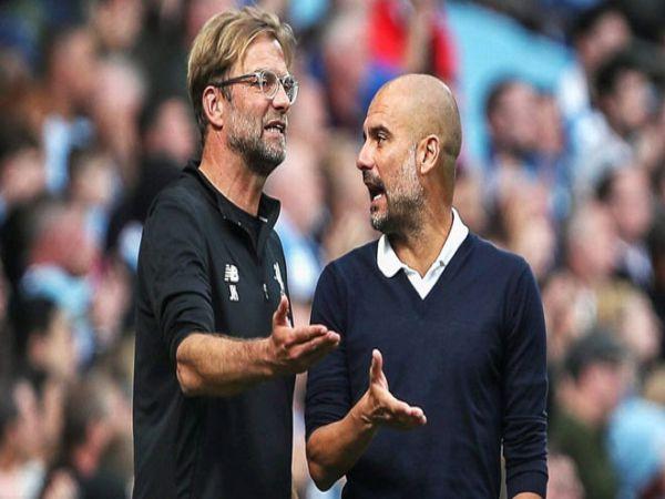 Tin bóng đá chiều 22/5 : HLV Jurgen Klopp và Pep Guardiola