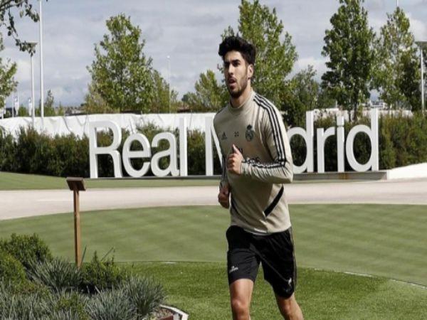 Real Madrid nhận tin vui từ Asensio đã trở lại tập luyện cùng đồng đội