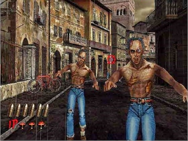Hướng dẫn tải game The House Of The Dead 3