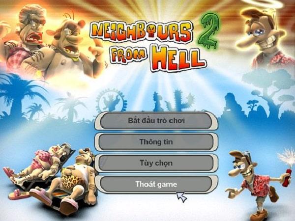 Hướng dẫn tải game anh hàng xóm tinh nghịch - Neighbours from Hell