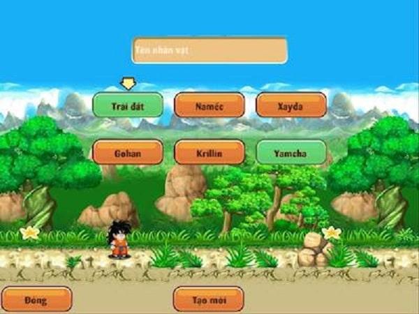 Hướng dẫn tải game ngọc rồng online cho pc