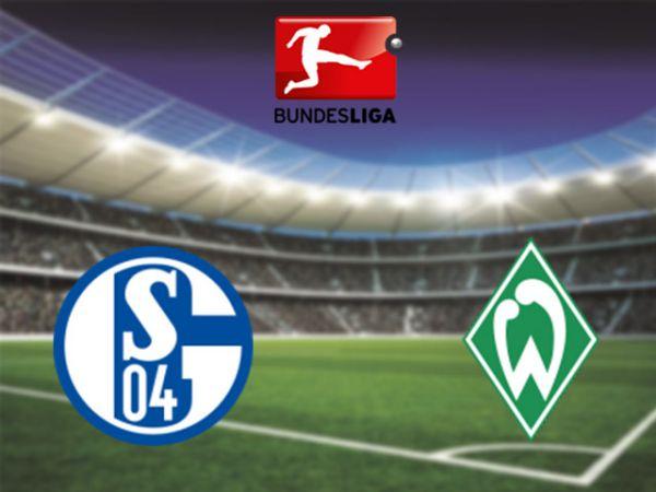 Phân tích kèo bóng đá đức Schalke 04 vs Werder Bremen