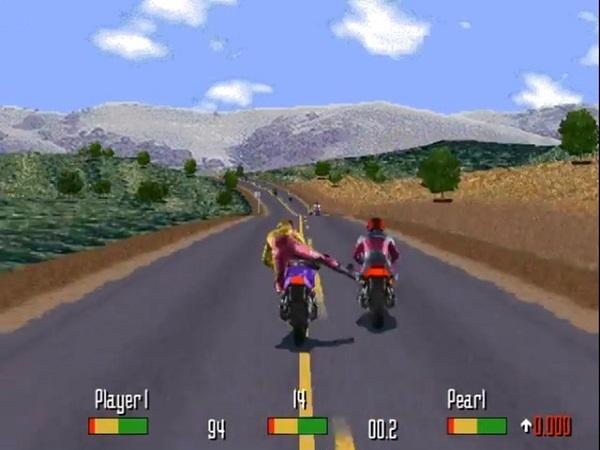 Hướng dẫn Download roadrash - Game đua xe mô tô đánh nhau