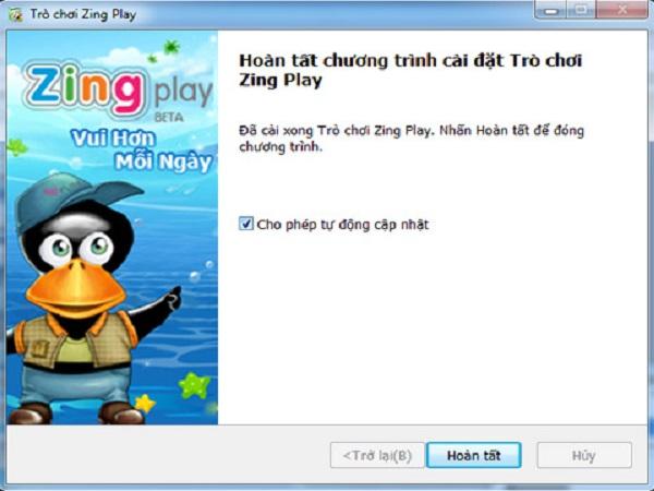 Hướng dẫn tải zingplay về máy tính miễn phí đơn giản