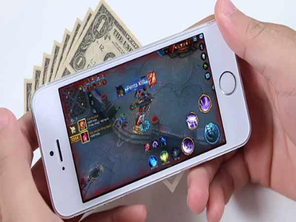 Kiếm tiền từ game liên quân bằng cách cày thuê