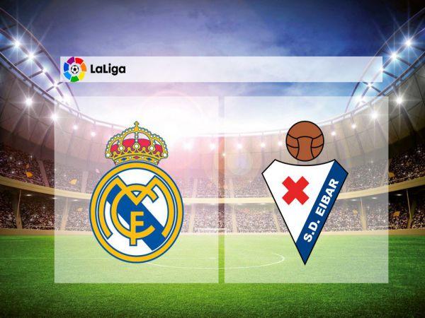 Phân tích kèo Real Madrid vs Eibar