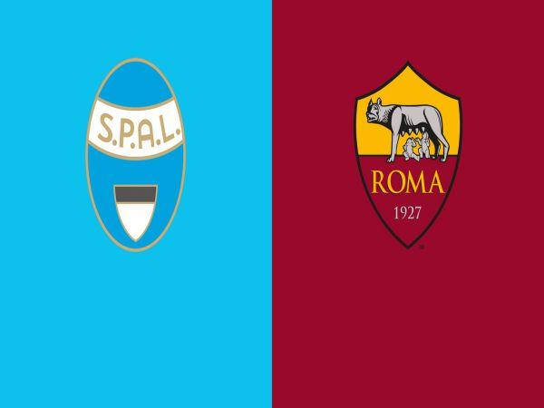 Phân tích kèo tài xỉu SPAL vs AS Roma