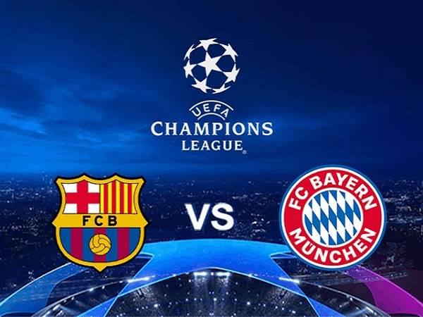 Phân tích kèo Barcelona vs Bayern Munich 02h00, 15/08 - Cúp C1