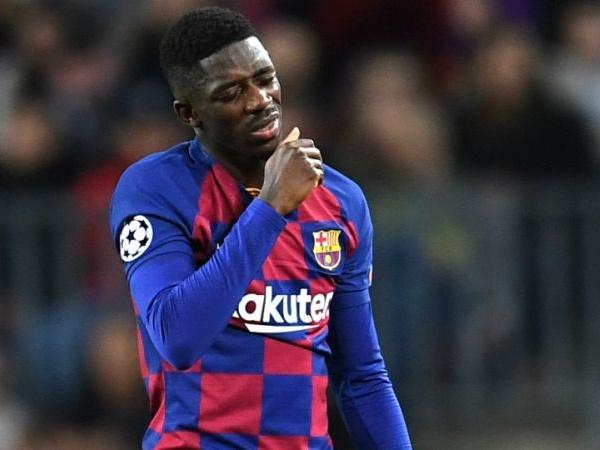 Bóng đá quốc tế sáng 18/11: MU vẫn quan tâm ký Dembele, có thể đổi Pogba