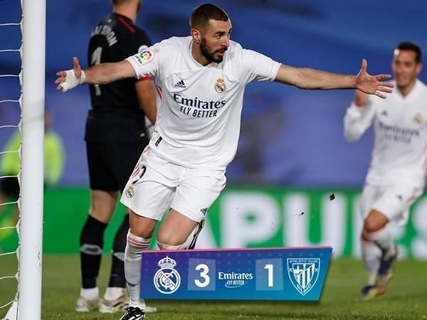 Bóng đá quốc tế tối 21/12: Benzema càng đá càng bay