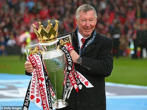 Huấn luyện viên vĩ đại nhất Manchester United - Sir Alex Ferguson
