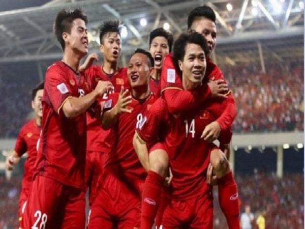Trận bóng đá Việt Nam hôm nay mấy giờ?