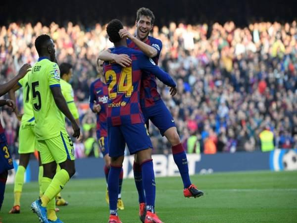 Phân tích kèo Tài Xỉu Barcelona vs Getafe (3h00 ngày 23/4)