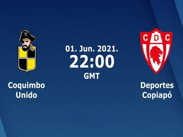 Phân tích kèo CD Copiapo vs Coquimbo Unido, 05h00 ngày 02/6