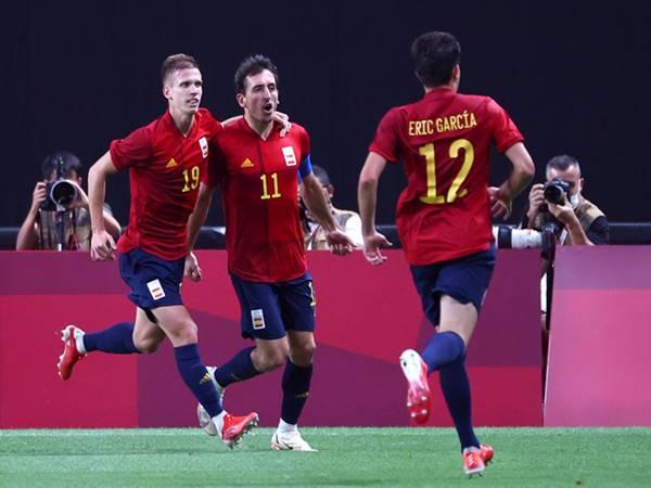 Phân tích kèo U23 Tây Ban Nha vs U23 Argentina (18h00 ngày 28/7)