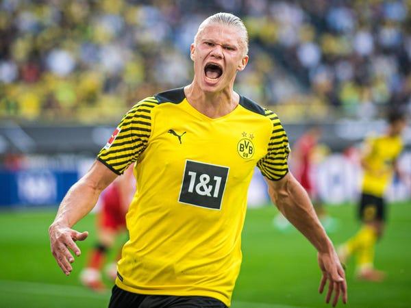 Bóng đá quốc tế sáng 23/8: Jurgen Klopp yêu Erling Haaland… từ xa